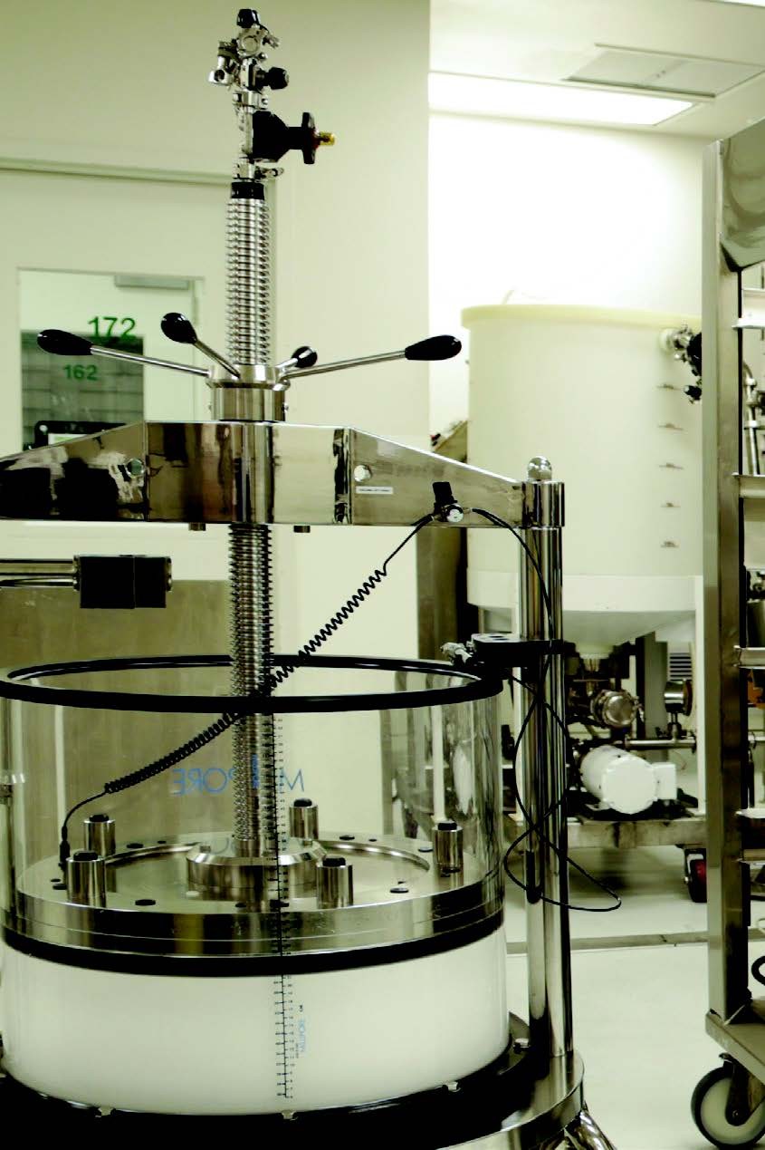 Achieving Continuous Downstream Bioprocessing